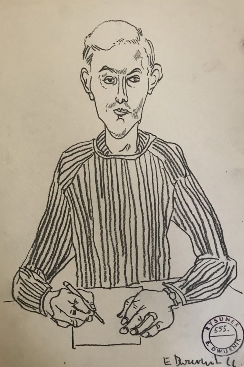 """Self-Portrait"", 1966"
