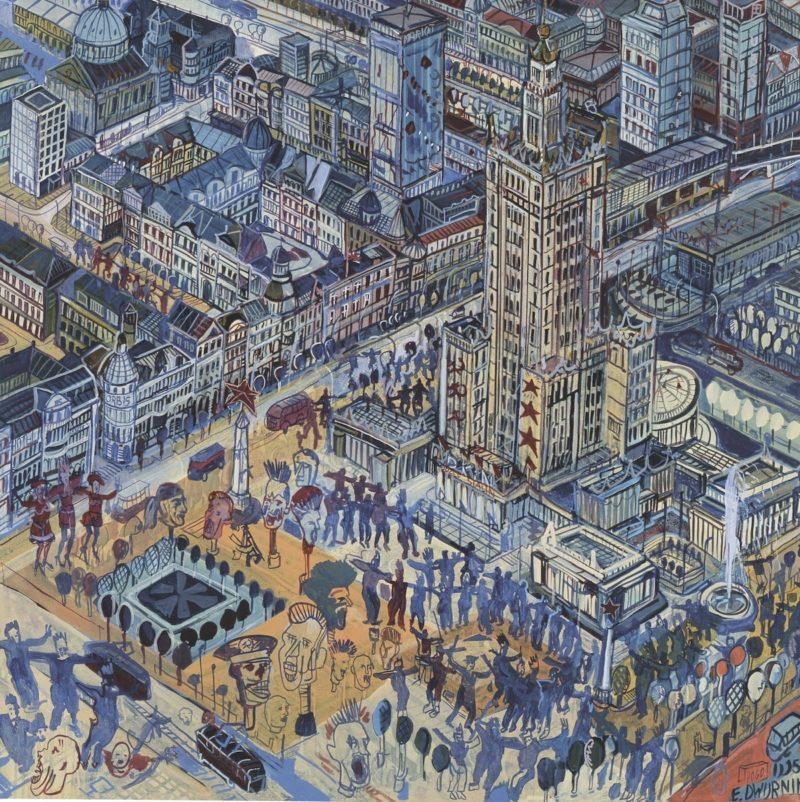 """Warsaw"", 1995"