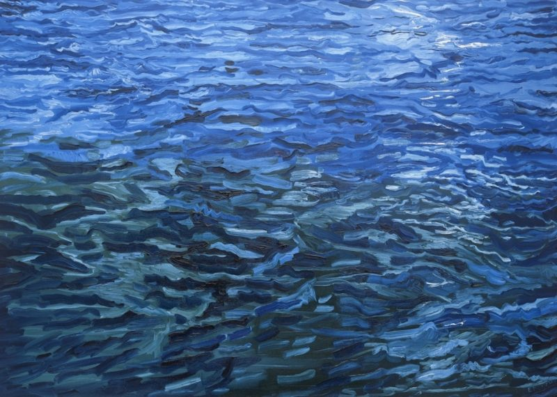 """""""Blue"""", 1992"""