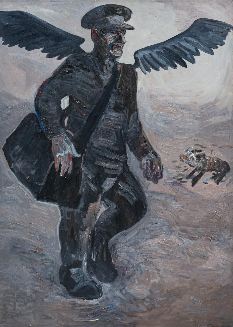 """""""Listonosz"""", 1987"""