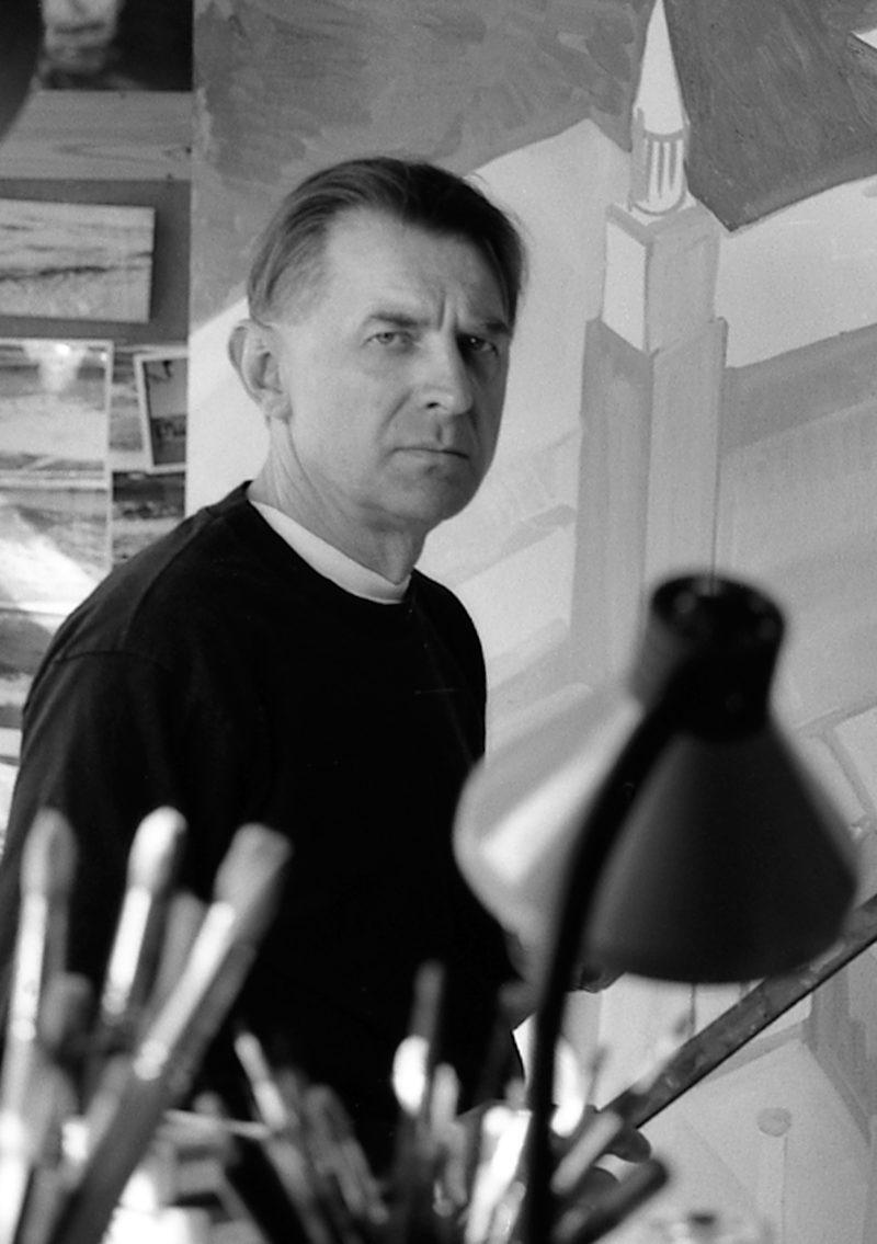 Edward Dwurnik, 90's